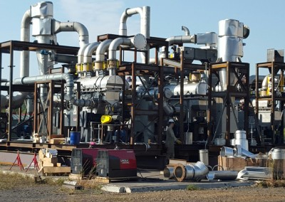 CCTI's Pristine M Demonstration Plant at AES as of 9/28/2015